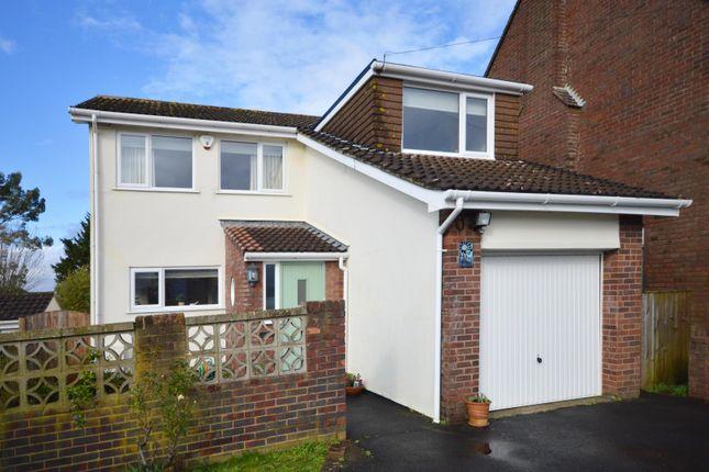 Thumbnail Detached house for sale in Courtenay Road, Keynsham, Bristol