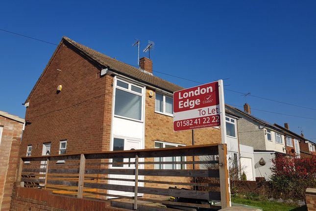 3 bed semi-detached house to rent in Summers Road, Luton LU2