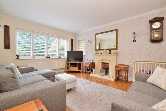 Thumbnail Detached house for sale in Hatchlands Road, Redhill, Surrey