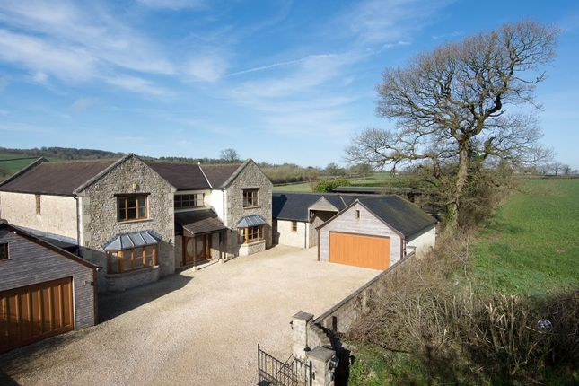 Thumbnail Detached house for sale in Little London, Oakhill, Somerset