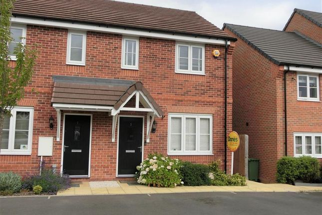 2 bed end terrace house to rent in Archer Drive, Cheswick Green, Solihull B90