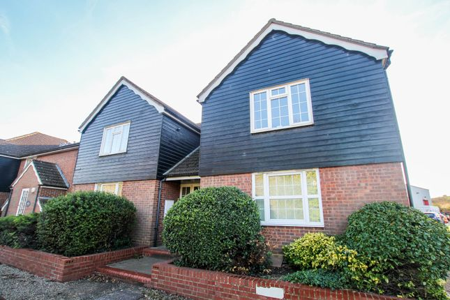 Thumbnail Flat for sale in Mill View, London Road, Great Chesterford
