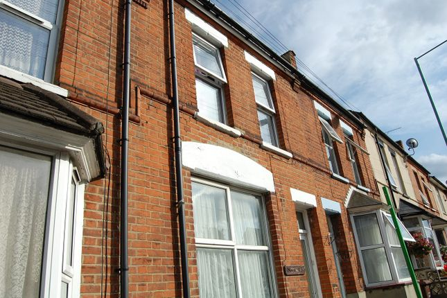Thumbnail Terraced house to rent in James Street, Gillingham