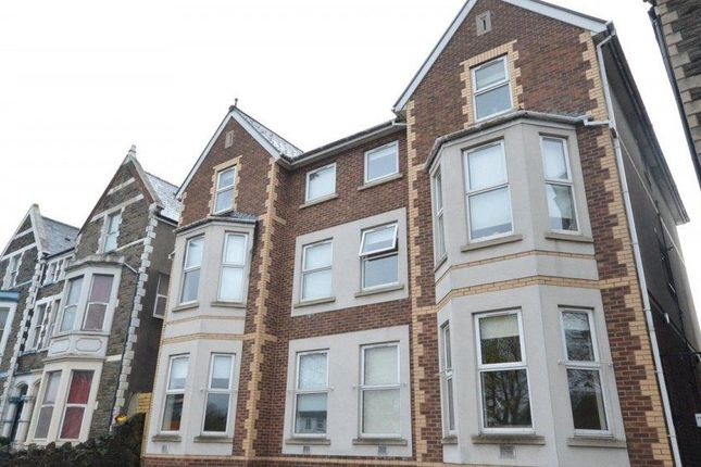 Thumbnail Flat to rent in George Court, Newport Road, Roath, Cardiff