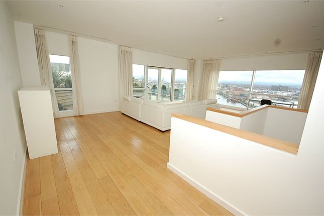 Thumbnail Flat to rent in The Quays, Salford, Greater Manchester