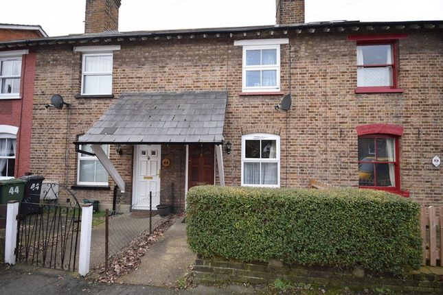 Thumbnail Terraced house for sale in Ludlow Road, Guildford, Surrey