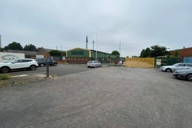 Thumbnail Light industrial to let in Former Travis Perkins, Trent Lane, Castle Donington