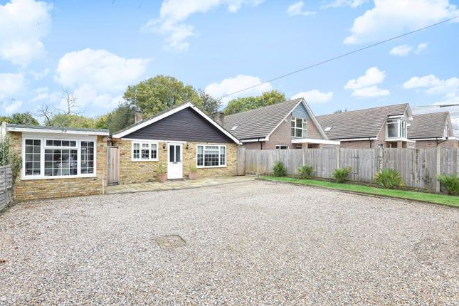 Thumbnail Detached bungalow to rent in Amersham, Buckinghamshire