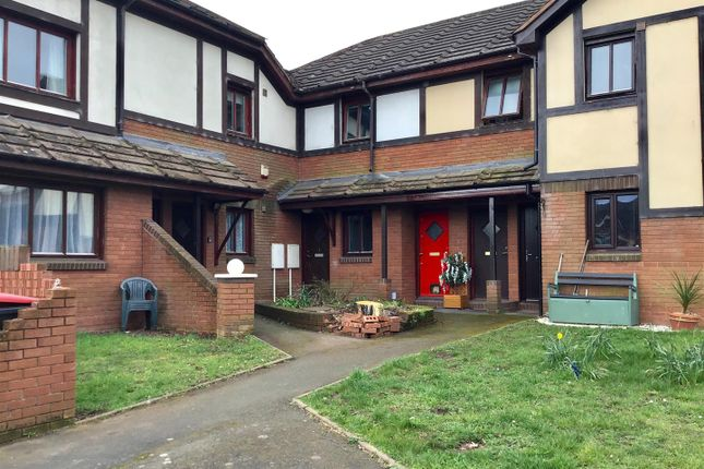 Thumbnail Flat for sale in Ambleside Way, Donnington Wood, Telford