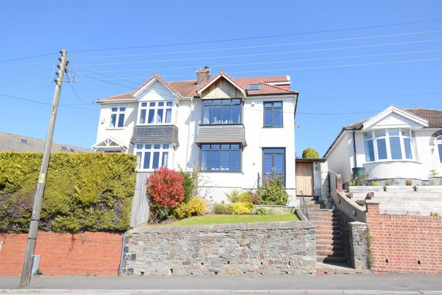 Thumbnail Semi-detached house for sale in Mount Hill Road, Bristol