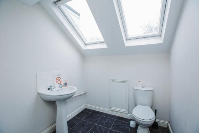 Studio Toilet of Balmoral Place, Halifax, West Yorkshire HX1