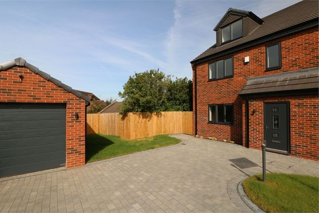 Thumbnail Semi-detached house for sale in Fullerton Close, Vale Road, Thrybergh, South Yorkshire