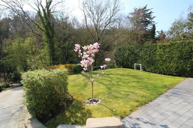 New Front Garden of The Glen, Saltford, Bristol BS31