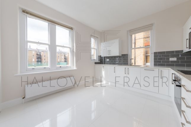 3 bed flat to rent in Castellain Road, Maida Vale