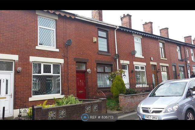 Thumbnail Terraced house to rent in Grosvenor Street, Manchester