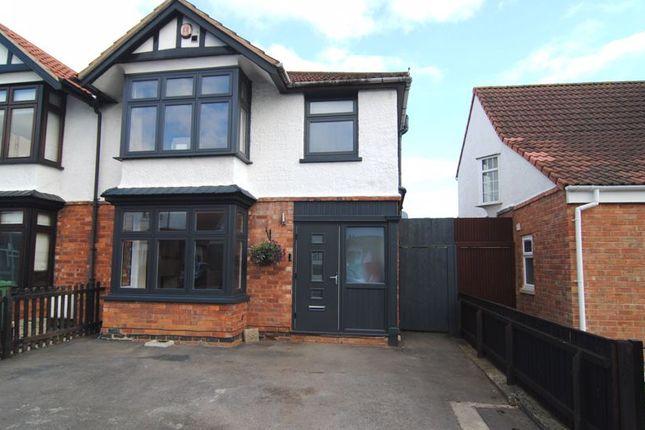 3 bed semi-detached house for sale in Grosvenor Road, Longlevens, Gloucester GL2
