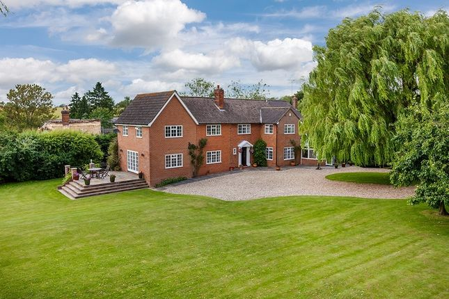 Thumbnail Detached house for sale in Church Hill, Hempstead, Saffron Walden