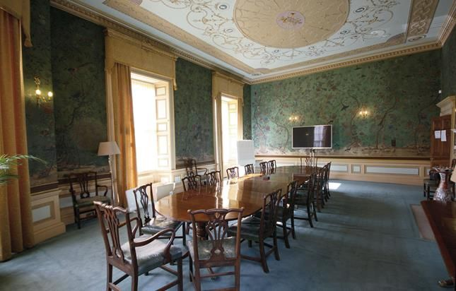 Chinese Room of The Hall, Lairgate, Beverley, East Yorkshire HU17