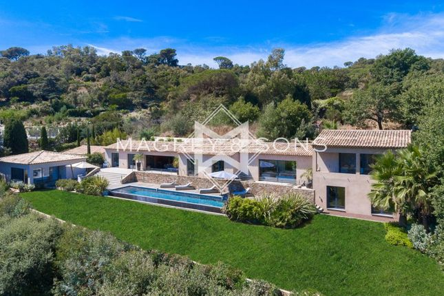 6 bed villa for sale in Saint-Tropez, 83990, France