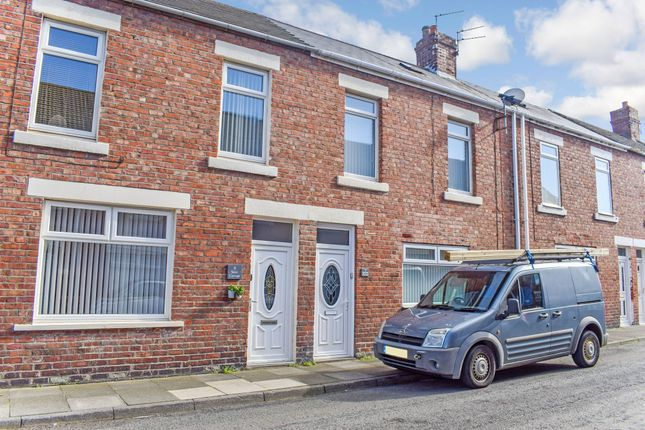 Thumbnail Terraced house to rent in Queen Street, Newbiggin-By-The-Sea
