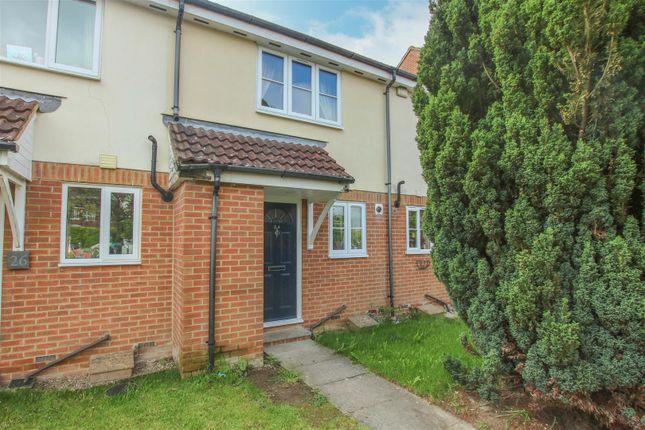 Thumbnail Terraced house to rent in Avocet Way, Aylesbury