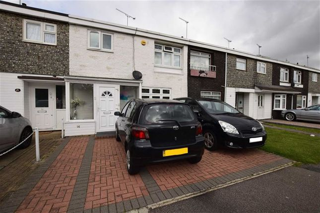 Thumbnail Terraced house for sale in Audley Way, Basildon, Essex