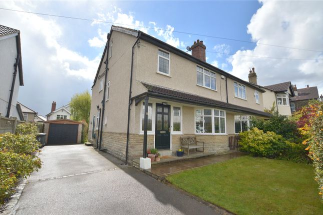 5 bed semi-detached house for sale in Stanley Drive, Roundhay, Leeds LS8