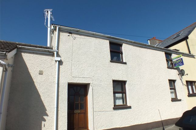 Thumbnail End terrace house for sale in Kensington Road, Neyland, Milford Haven