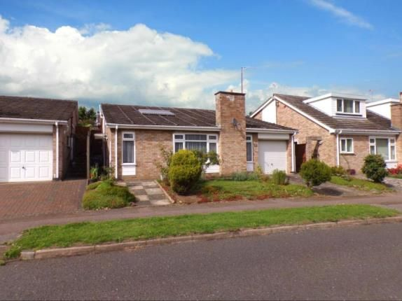 Thumbnail Bungalow for sale in Rosemary Drive, Bromham, Bedford, Bedfordshire