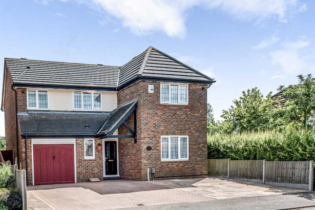 Thumbnail Detached house for sale in Kestrel Way, Sandy
