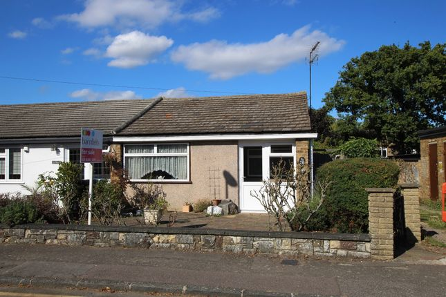 Thumbnail Terraced bungalow for sale in Hardy Way, Enfield