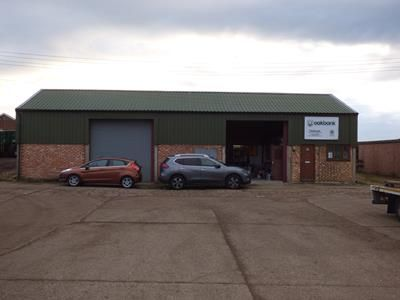 Thumbnail Light industrial to let in Units At Brook Farm Industrial Estate, Ellington, Huntingdon, Cambridgeshire