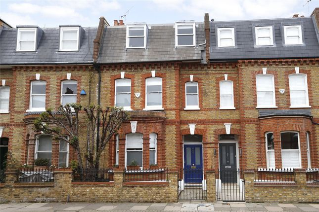 Thumbnail Terraced house for sale in Brynmaer Road, London