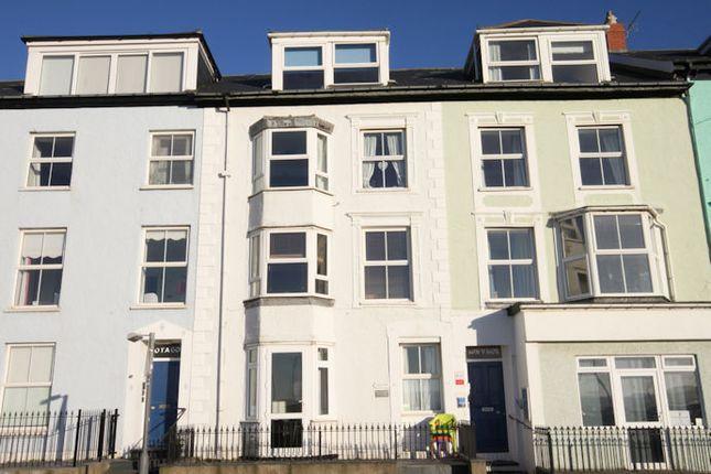 Thumbnail Flat for sale in Glandyfi Terrace, Aberdovey Gwynedd