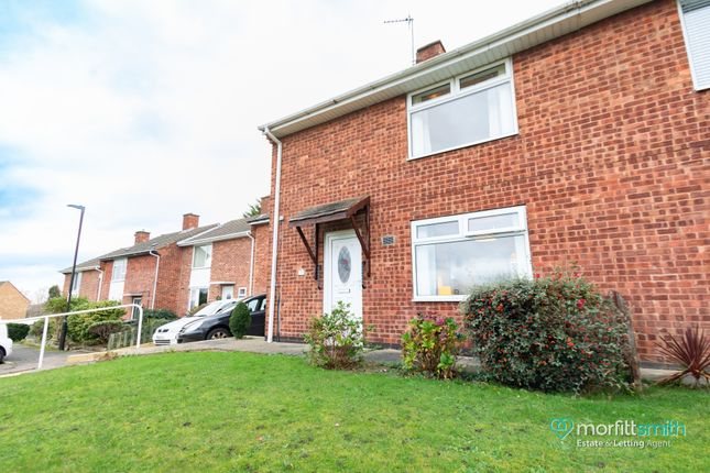 2 bed semi-detached house for sale in Oak Close, Killamarsh, Sheffield S21