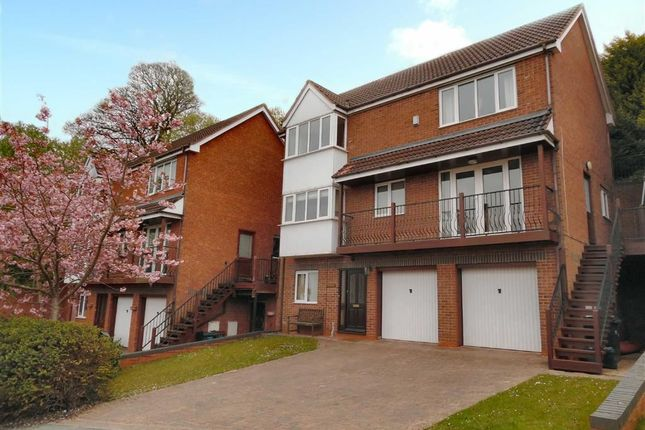 Thumbnail Detached house for sale in Coed Y Fron, Holywell, Flintshire