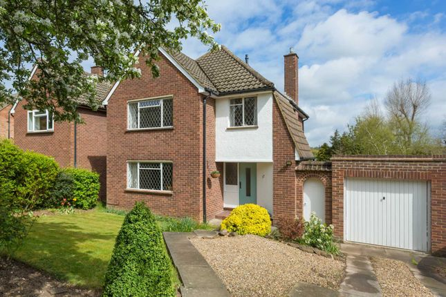 Thumbnail Detached house for sale in Upper Hall Park, Berkhamsted
