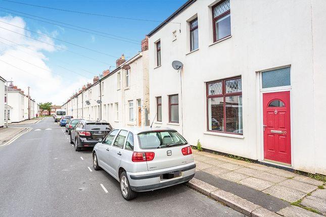 Main Page of Harrison Street, Blackpool FY1