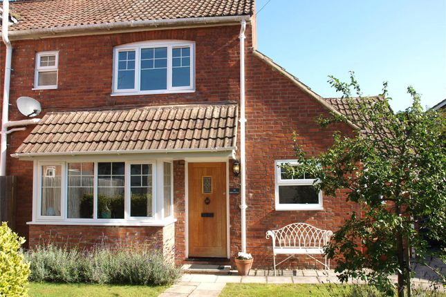 Thumbnail Semi-detached house to rent in Claytons Meadow, Bourne End, Buckinghamshire