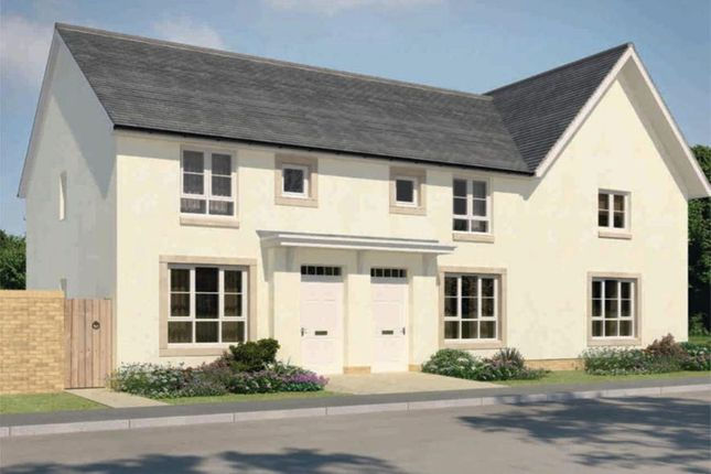 "Thumbnail Semi-detached house for sale in ""Forbes 2"" at Mugiemoss Road, Bucksburn, Aberdeen"