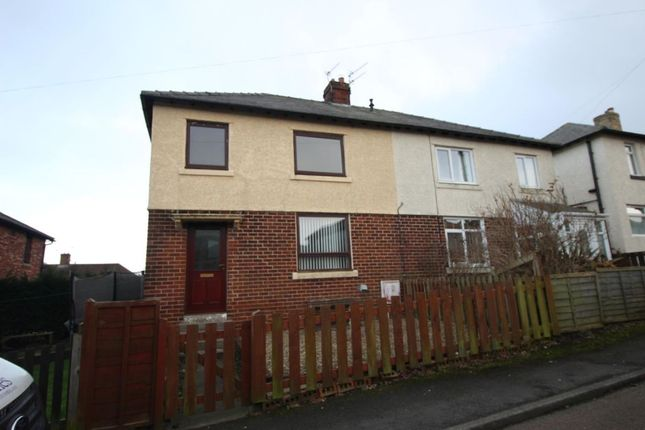 Thumbnail Semi-detached house for sale in York Road, Alnwick