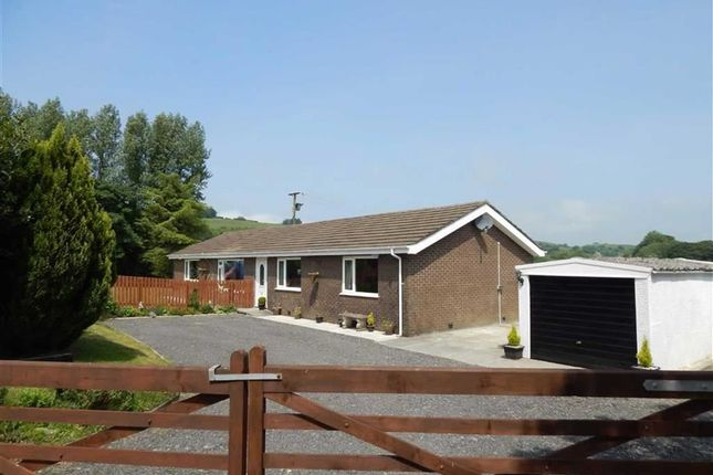 Thumbnail Property for sale in Bronant, Aberystwyth