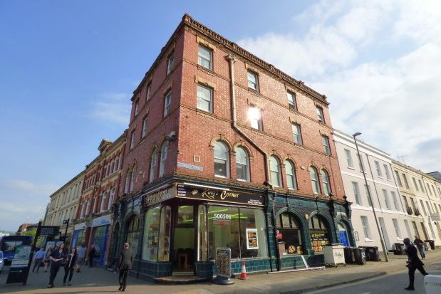 Thumbnail Flat to rent in Clarence Street, Gloucester