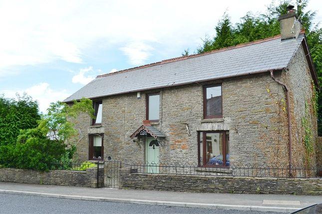 Thumbnail Cottage for sale in Llwyncelyn Terrace, Nelson, Treharris