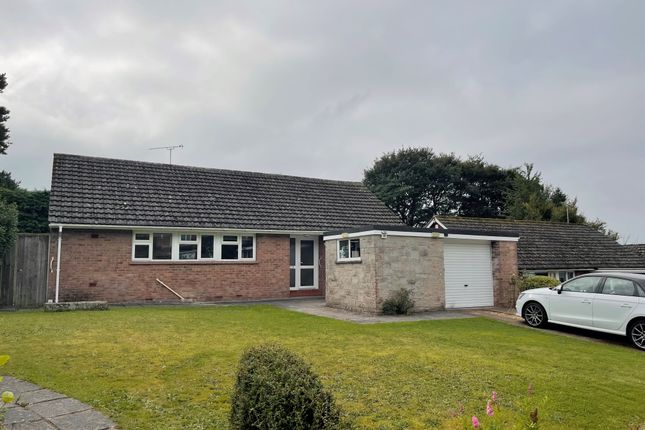 3 bed detached bungalow to rent in Winslade Park Avenue, Clyst St. Mary, Exeter EX5