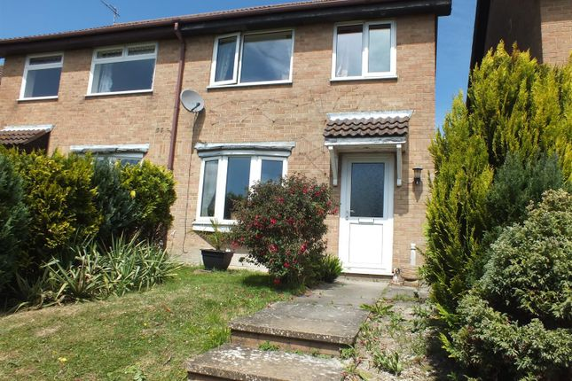 Thumbnail Property for sale in Churchill Close, Folkestone
