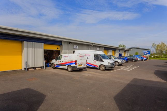 Thumbnail Light industrial to let in Brunel Road, Leominster