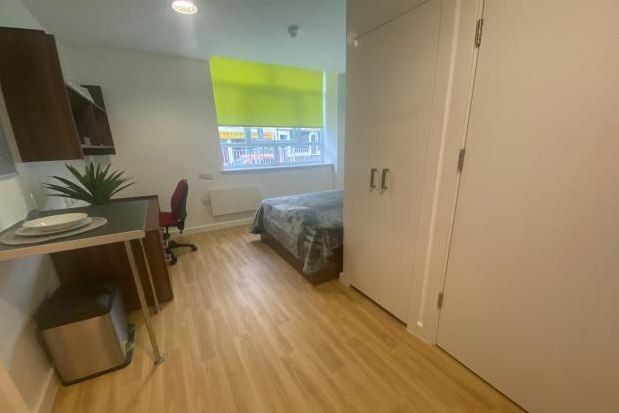 1 bed flat to rent in High Street, Bangor LL57