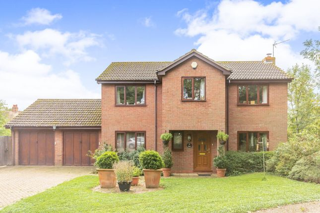 Thumbnail Detached house to rent in Wren Close, Deeping St. Nicholas, Spalding