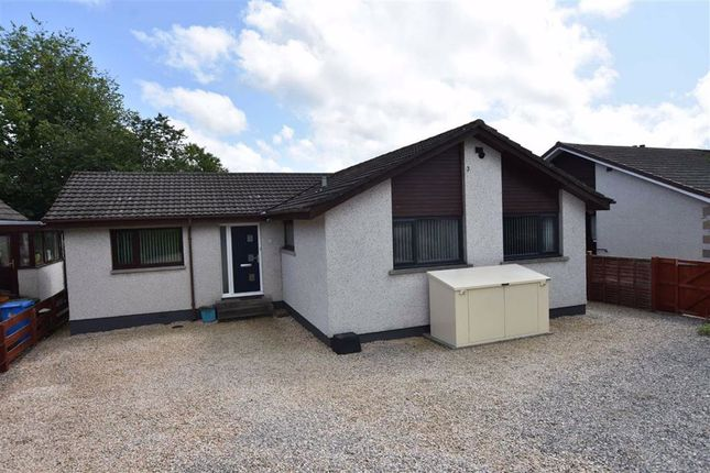 Thumbnail Detached bungalow for sale in Stuarthill Drive, Maryburgh, Ross-Shire